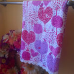 Crocheted Towel Edging