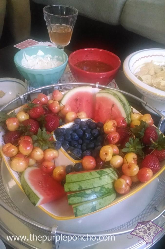 Memorial Day appetizers