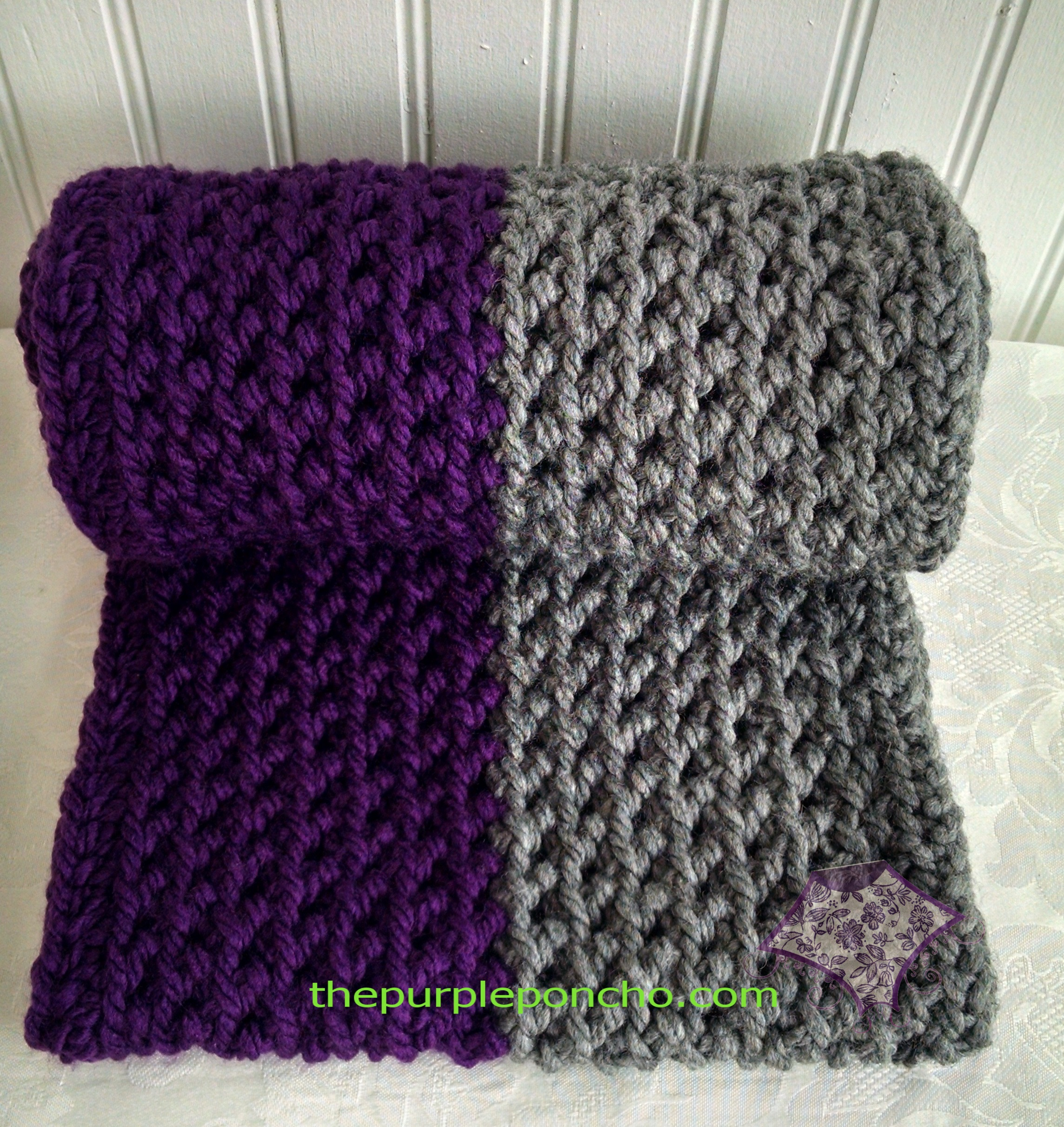 Free Patterns To And Crochet Infinity Scarf : Herringbone Infinity Scarf A Free Crochet Pattern The ...