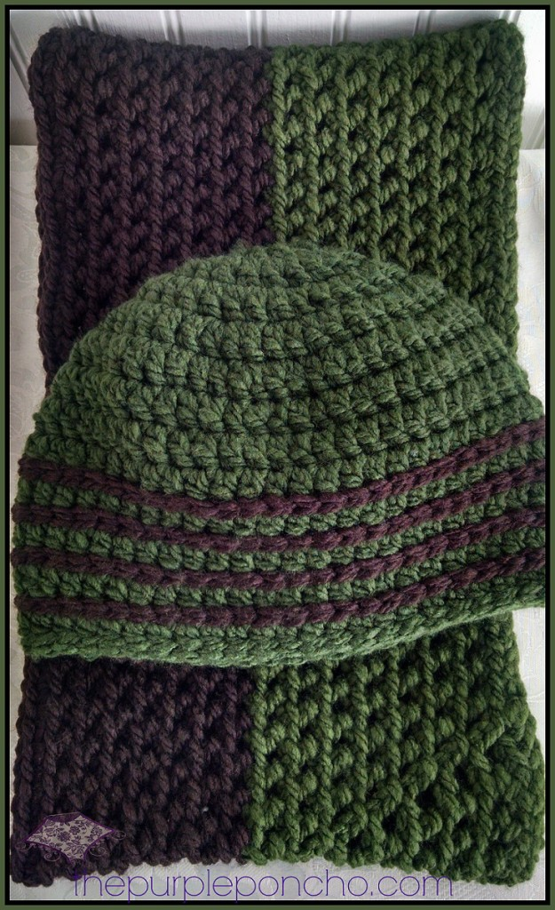 Favorite Hat & Scarf Set ? Two Free Crochet Patterns ? The ...