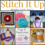 Stitch It Up Link Party #4