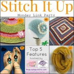 Stitch It Up Link Party #3