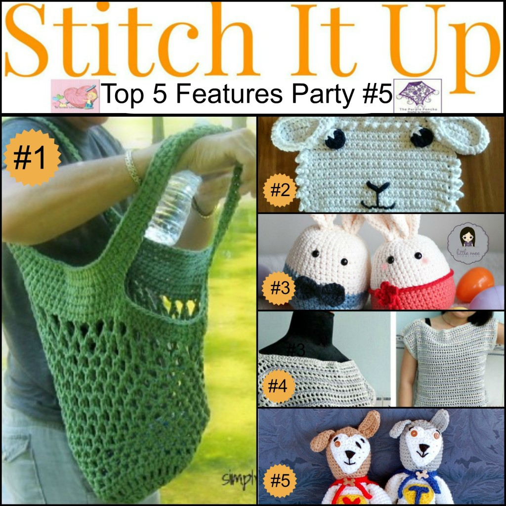 Featured on Stitch It Up Party #6