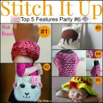 Stitch It Up Link Party #7