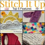 Featured on Stitch It Up #11