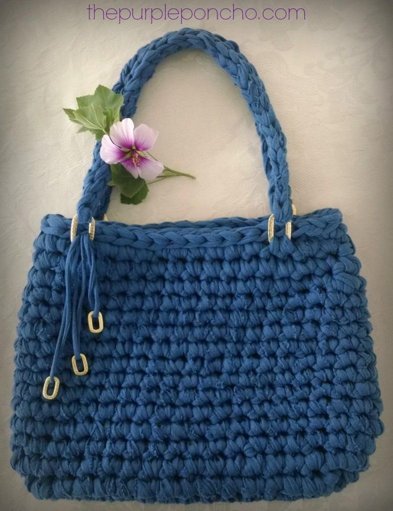 Island Breeze Bag by The Purple Poncho