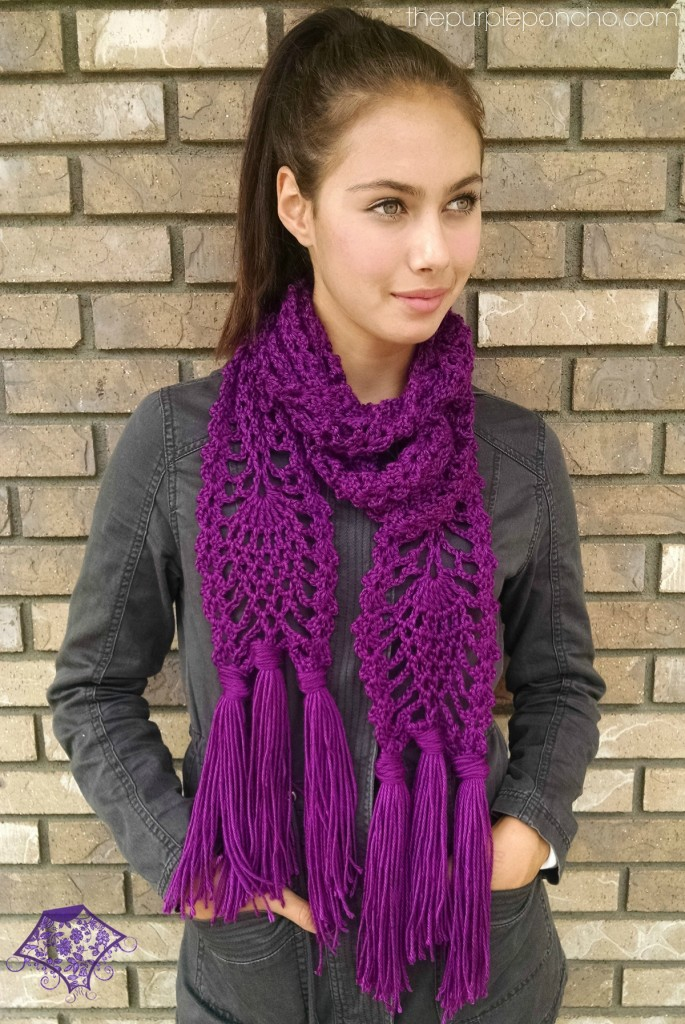 Pineapple Passion Scarf