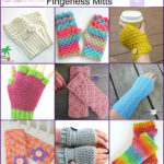 Trending In Crochet #9 – Fingerless Mitts