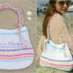 Beach Day Tote Bag – Free Crochet Pattern