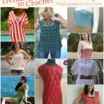 Trending In Crochet – Summer Tops!